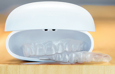 Services teeth mouthguard