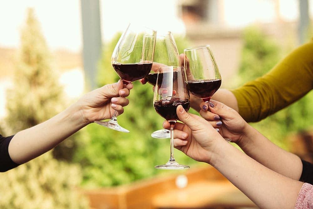 alcohol and healthy habits dental teeth